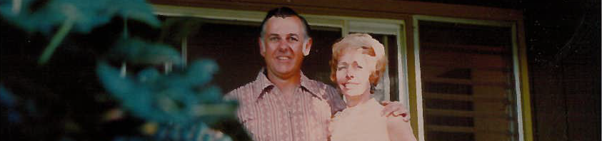 Our founders & grandparents, Bill & Dorothy Warner