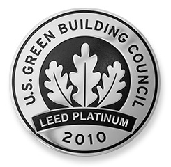leed certified projects warner companies inc