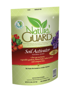 Natural Guard Soil Activator bag
