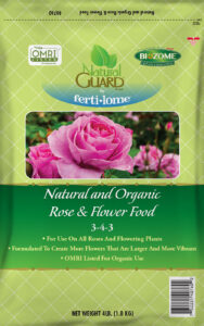 Natural Guard bag of rose food